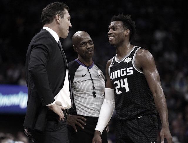Sacramento Kings contratan a Luke Walton
