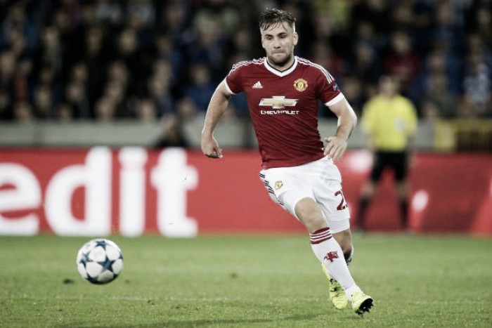 Luke Shaw could return for Manchester United before end of season