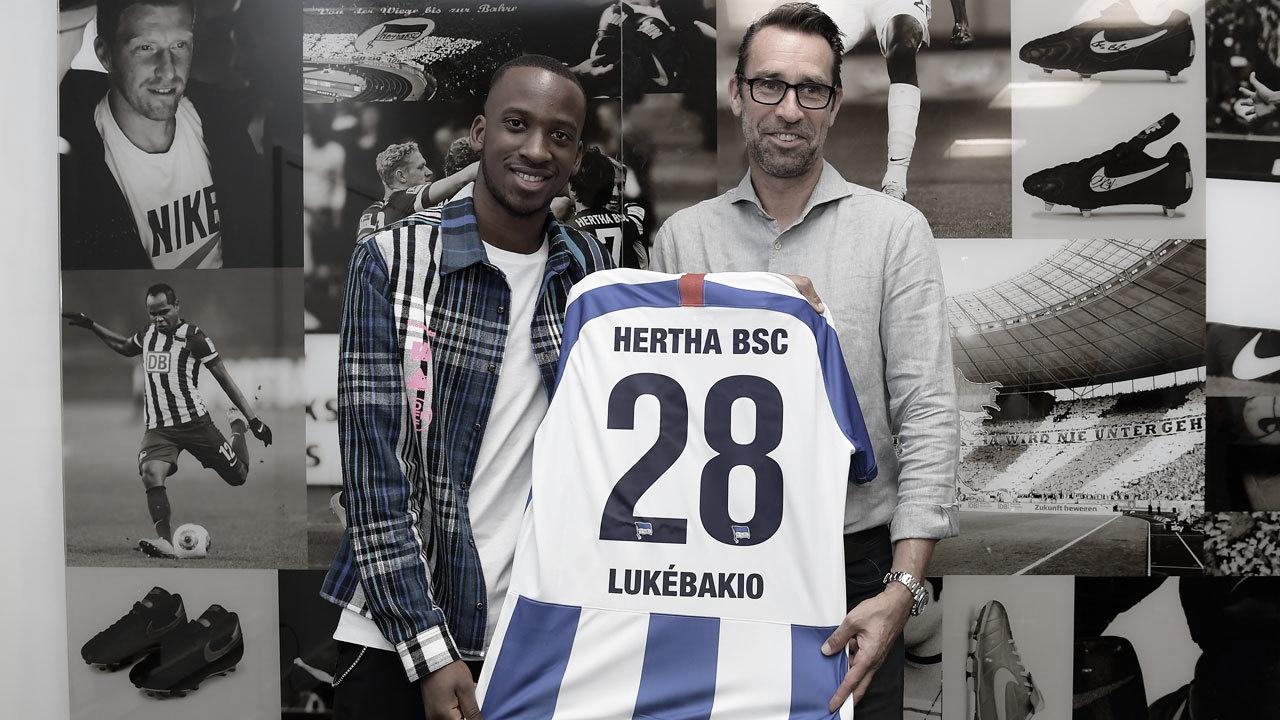 Lukebakio, cuarto fichaje del Hertha BSC