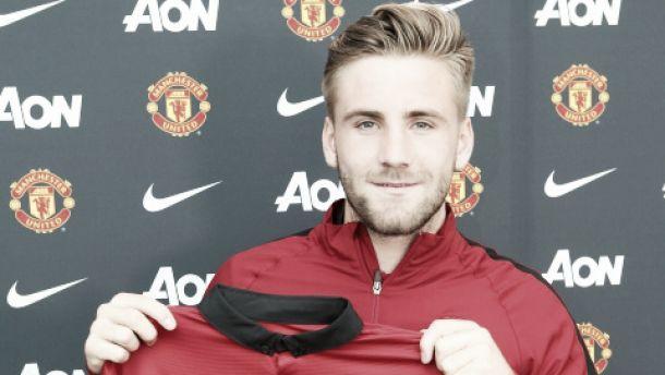 Destaque no Southampton, Luke Shaw é anunciado como novo reforço do Manchester United