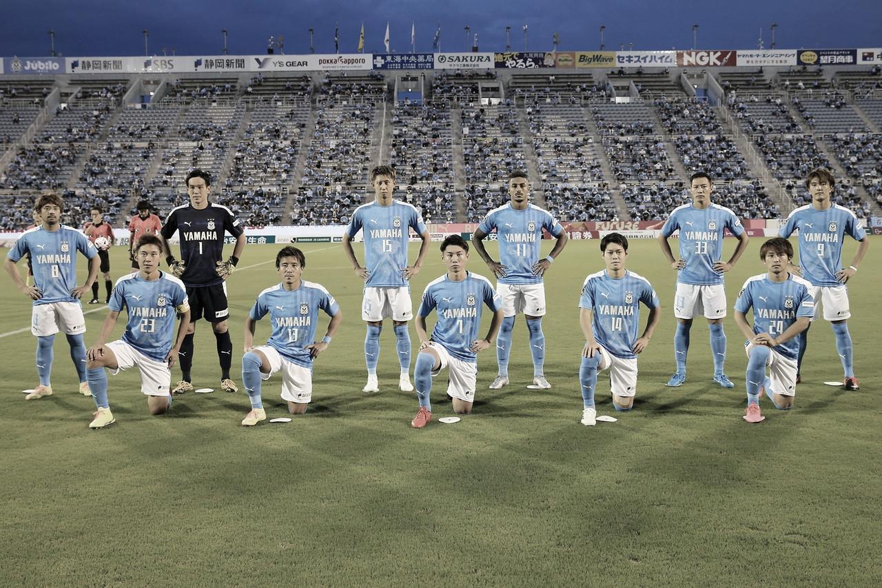 Lukian mira artilharia e retorno do Jubilo Iwata à elite do futebol japonês