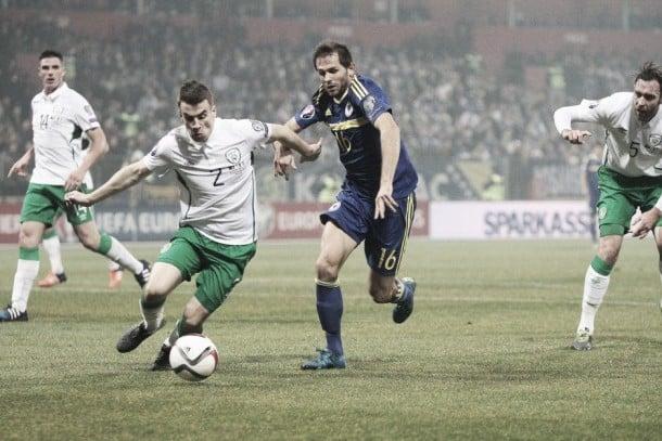 Irlanda con orgoglio più grande degli acciacchi: 1-1 in Bosnia
