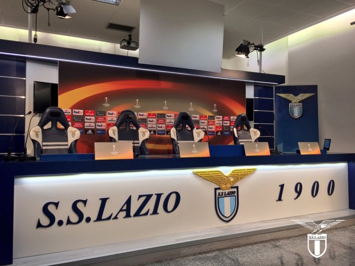 Lulic in conferenza: