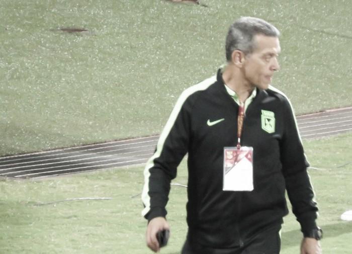 Hernán Luna habló sobre la actualidad física en Atlético Nacional