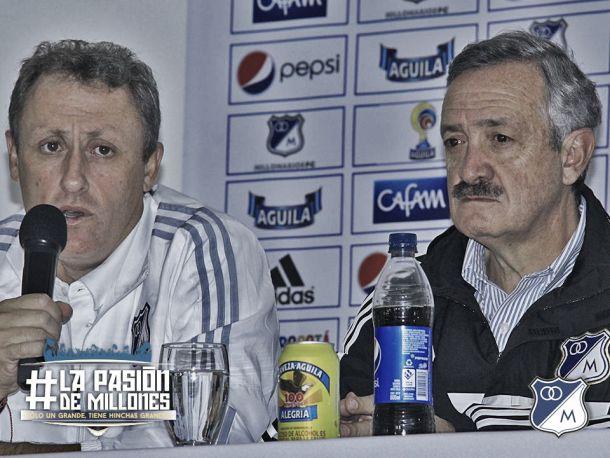 """Ricardo Lunari: """"Tengo los jugadores que quiero, si no lo logramos será nuestro fracaso"""""""