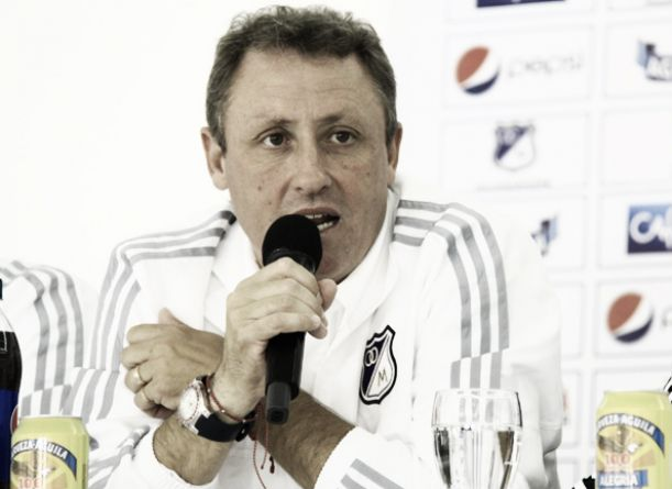 """Lunari:""""Agradezco a Millonarios la oportunidad de dirigir al club más grande"""""""