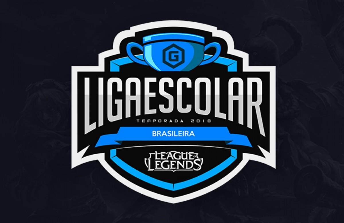 Primeira Liga Escolar de League of Legends brasileira é divulgada com diversas etapas no país