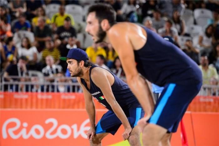 Beach Volley: vincono i brasiliani, argento per Lupo/Nicolai