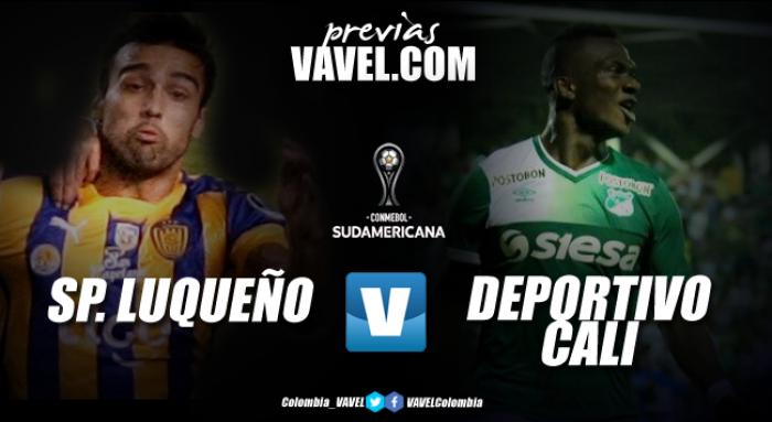 Sportivo Luqueño vs Deportivo Cali: La visita buscará mantener su ventaja