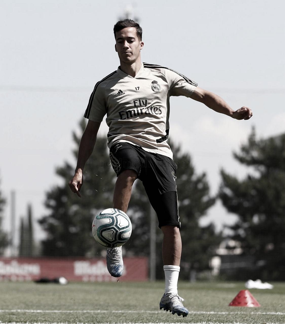 """Lucas Vázquez: """"Ganar la Champions en mi primera temporada fue un sueño hecho realidad"""""""