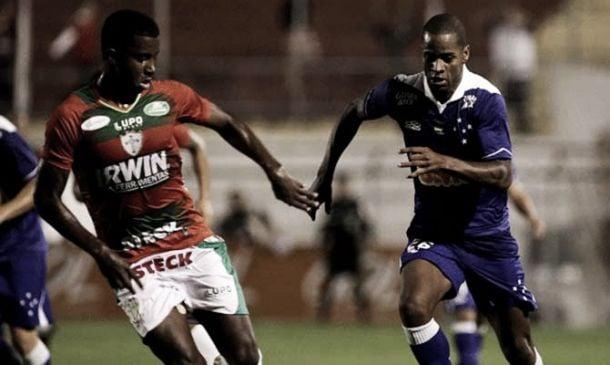 Cruzeiro x Portuguesa, Campeonato Brasileiro