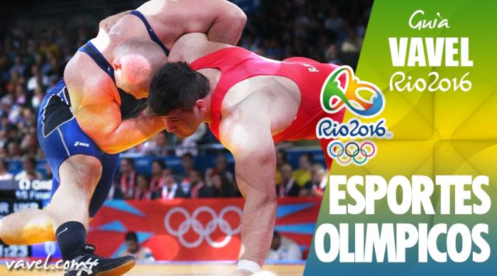 Luta Olímpica: tudo o que você precisa saber para o Rio 2016