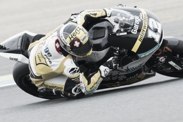 Moto2, Sepang: Luthi prima della pioggia