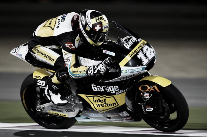 Dramatic start to the race and Moto2 season at Qatar
