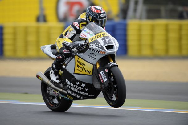 Moto2: Thomas Luthi vince a Motegi, 3° Rabat