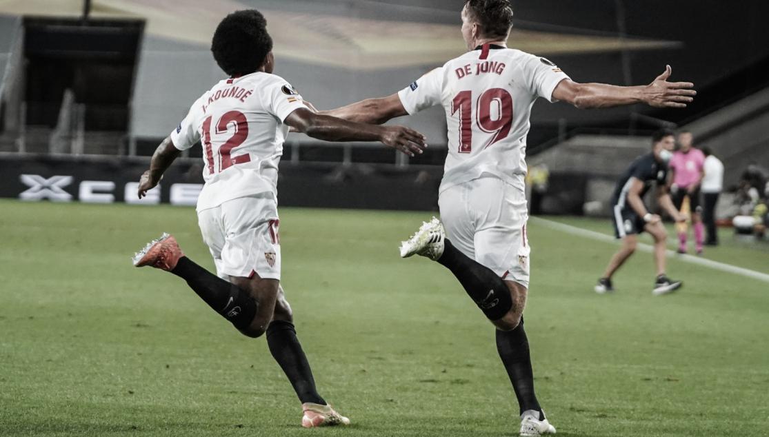 Análisis Sevilla-Inter de Milán: Dos proyectos reconstruidos, pero sólo el de Lopetegui ganador