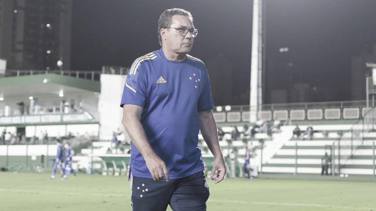 Luxemburgo reclama do VAR após empate com Goiás e projeta sequência do Cruzeiro