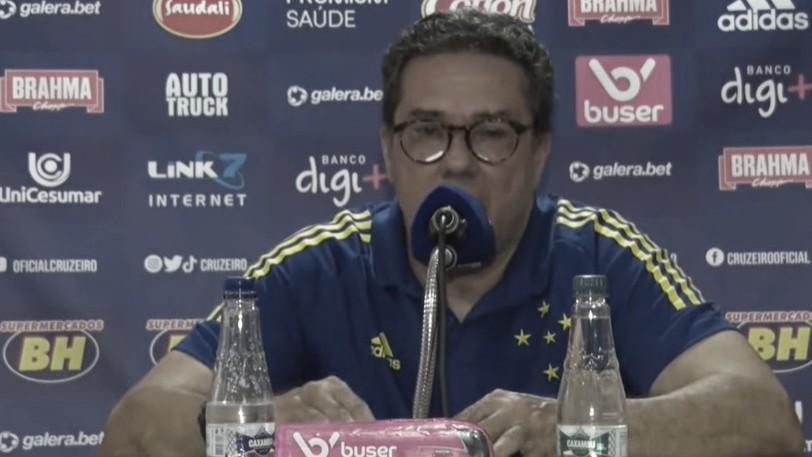 Luxemburgo celebra triunfo no encerramento do turno e reforça confiança em acesso do Cruzeiro