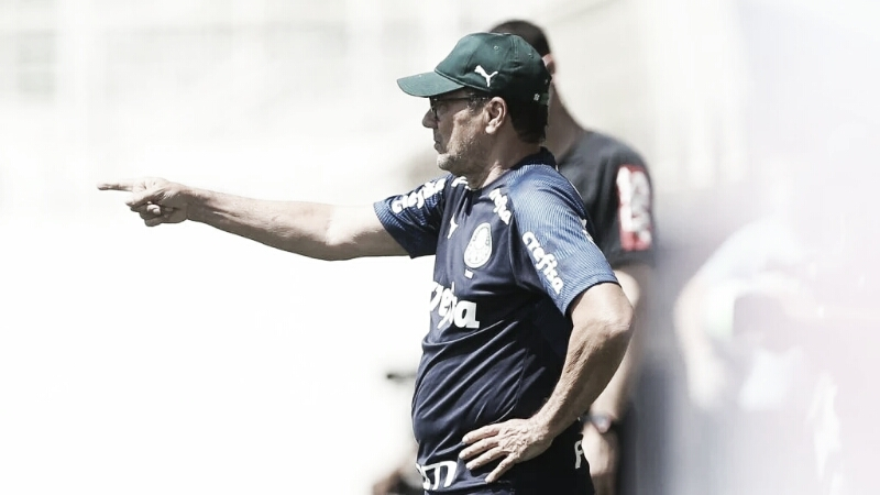 "Luxemburgo elogia Palmeiras após virada sobre Bragantino: ""Merecemos vencer"""