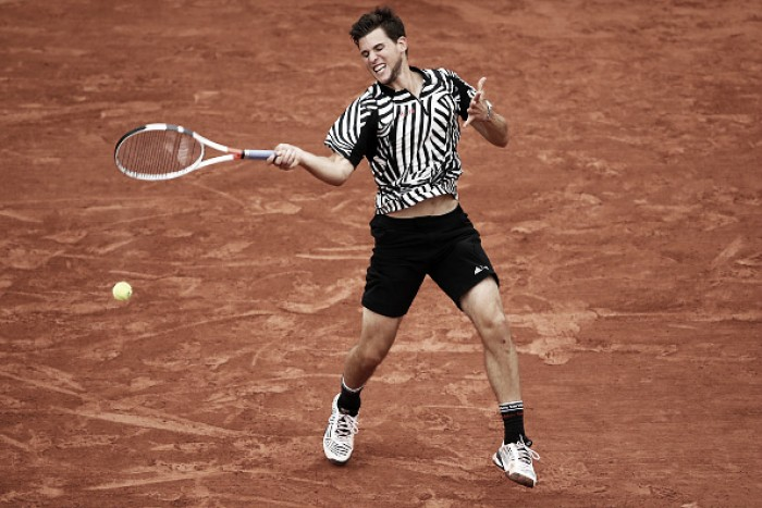 Austria's Thiem makes short work of Tomic in Paris
