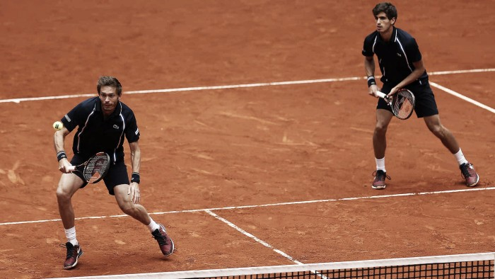 ATP Rome: Herbert/Mahut battle into semifinals