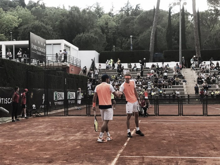 ATP Rome: Zverev Bros defeat Querrey/Simon in three tight sets