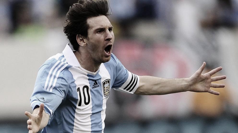 El día que Messi conquistó New Jersey