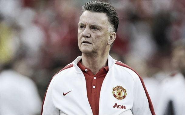 United boss Louis van Gaal backs youth set-up for FA Cup success