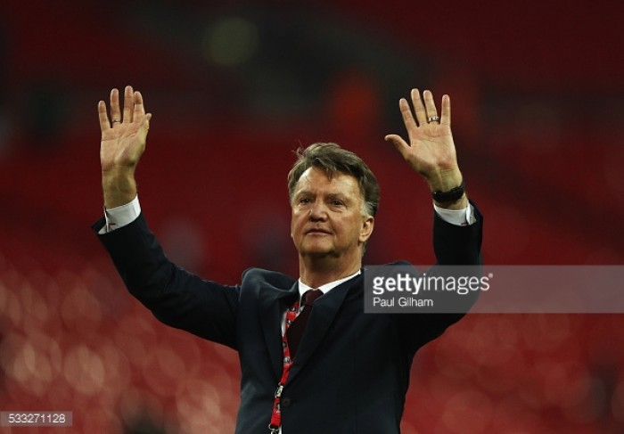 Is van Gaal still influencing United?