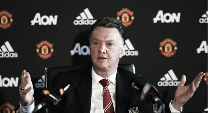 Louis van Gaal upset about being singled out by the media, but he can have no complaints