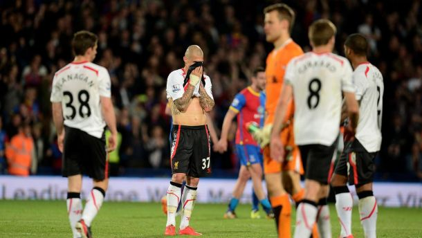 Crystal Palace away: Liverpool's turning point?