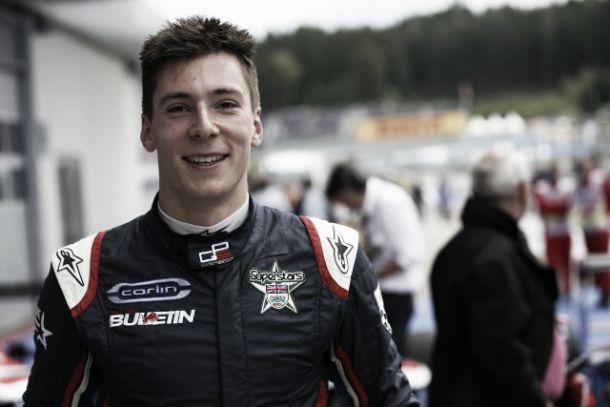 Alex Lynn é piloto de desenvolvimento da Williams