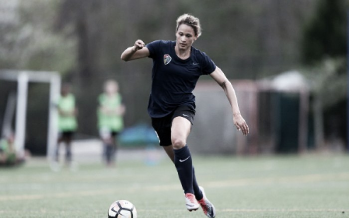 North Carolina Courage sink Seattle Reign at home