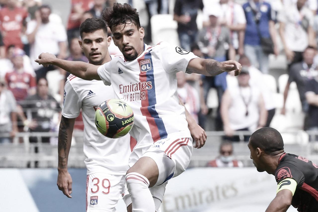 Clermont marca nos acréscimos e busca empate heroico contra Lyon pela Ligue 1