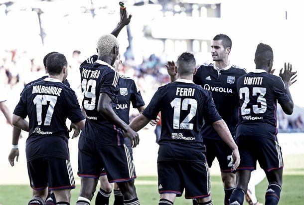 Lyon goleiaMladá Boleslav e encaminha classificação para os playoffs da Europa League