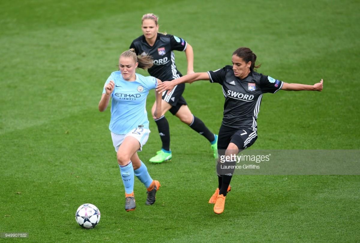UEFA Women's Champions League: Manchester City 0-0 Olympique Lyonnais