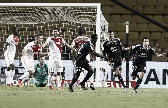Empatados em pontos, Lyon e Monaco disputam última vaga direta à Champions League
