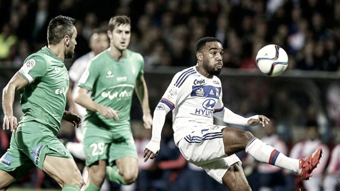 Ligue 1: il Lione perde ancora, successo esterno del Nancy
