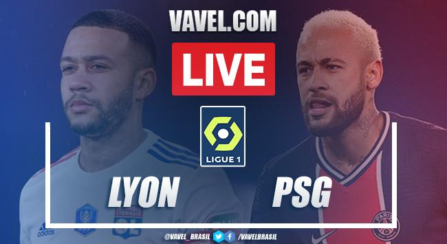 Gols e melhores momentos de Olympique Lyonnais x Paris Saint-Germain (2-4)