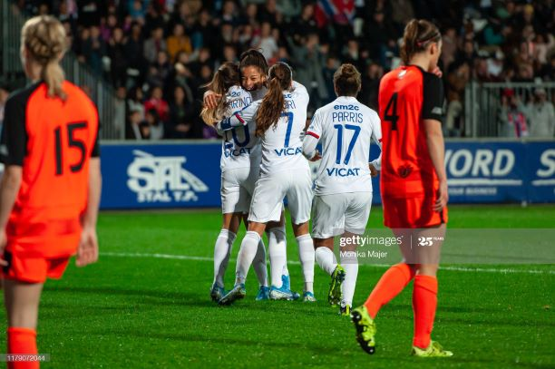 UEFA Women's Champions League: Olympique Lyonnais' story so far