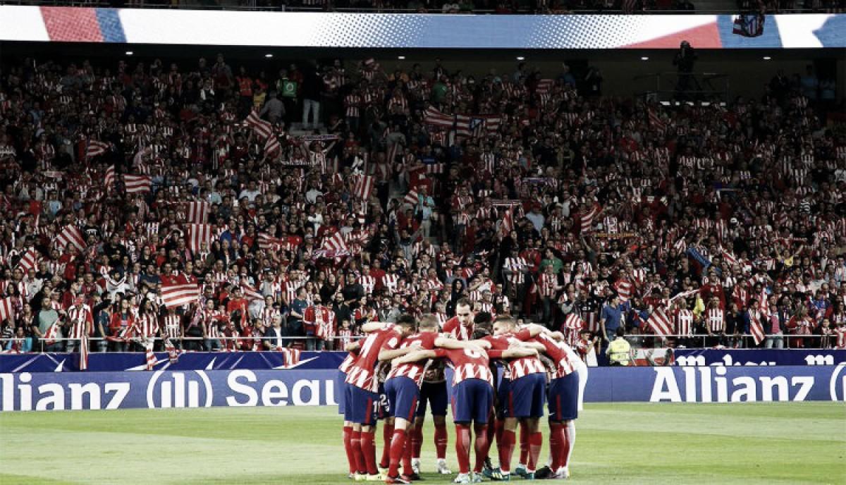 Simeone elige a 20 guerreros para conquistar Lyon