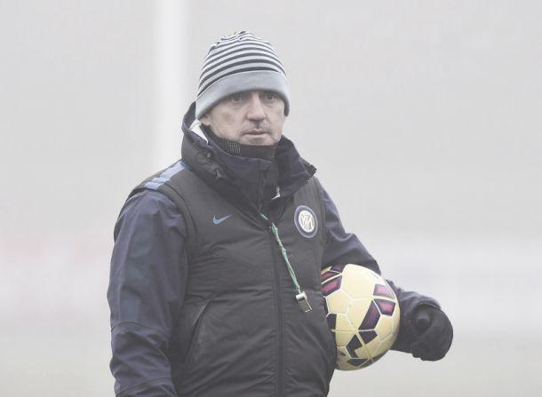 """Mancini: """"Dobbiamo pensare a far punti contro la Lazio, gara difficile"""""""