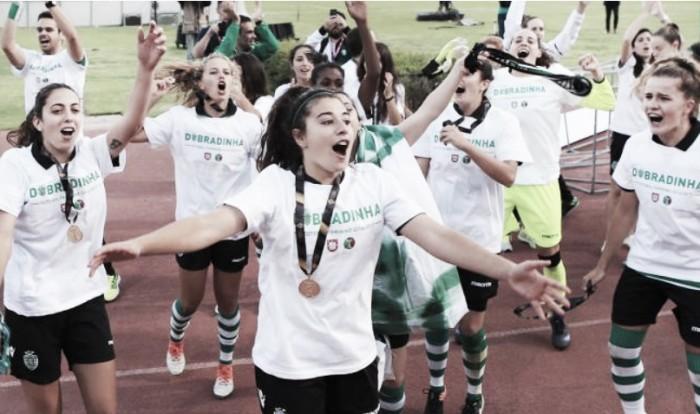 Futebol Feminino: Sporting conquista Taça de Portugal