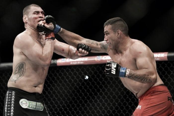 Fabrício Werdum e Cain Velasquez tem revanche confirmada para o UFC 207