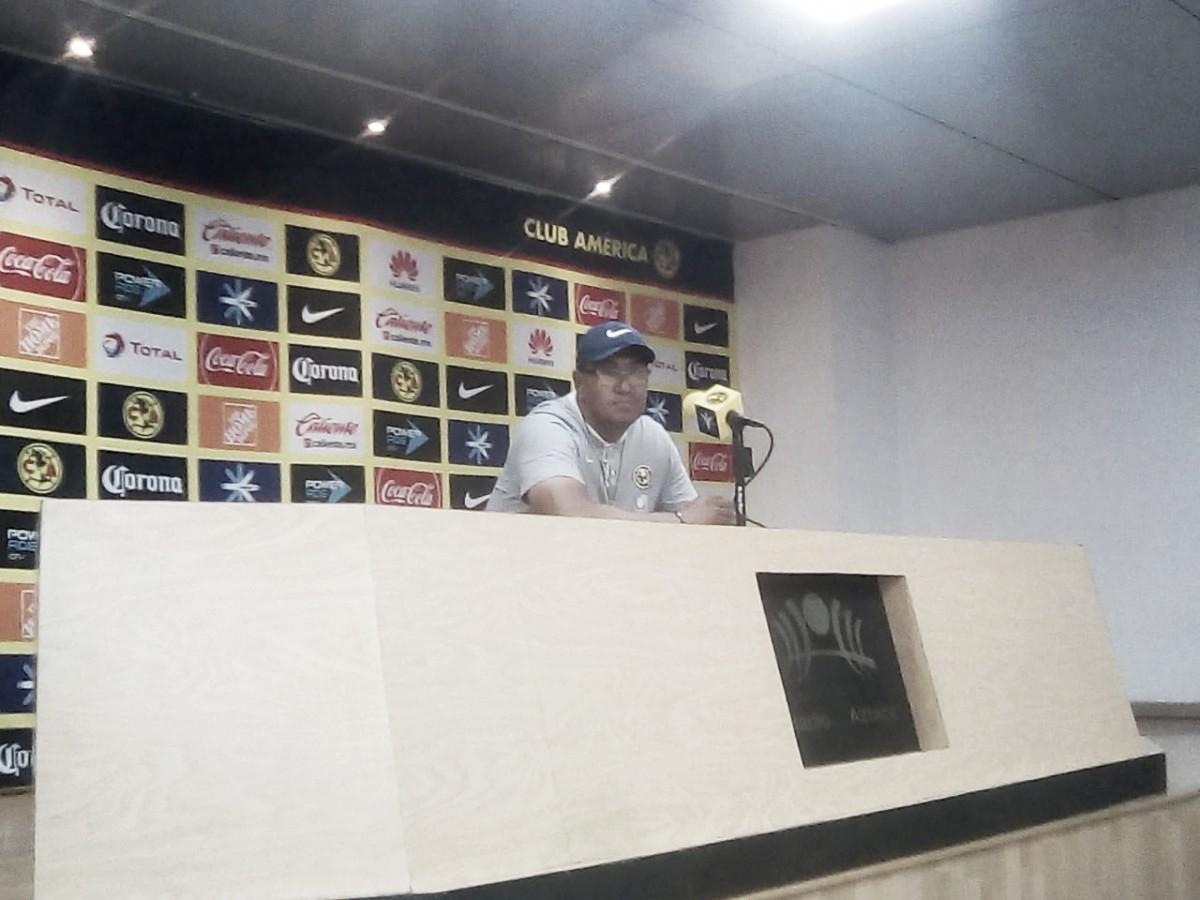 'Memo' Huerta, tranquilo tras subcampeonato con Sub-20