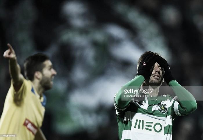 Sporting x Arouca: verde esperança até ao fim
