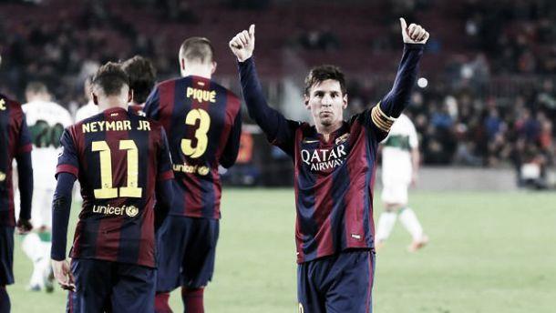VIDEO Coppa del Re, manita del Barcellona