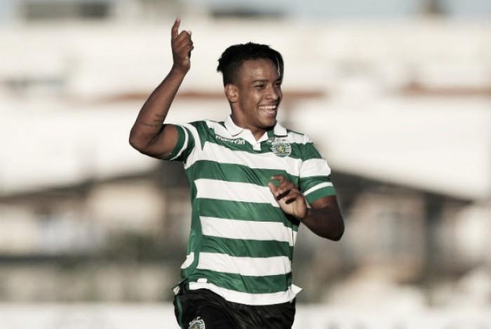 Matheus Pereira foi «herói» no lado B