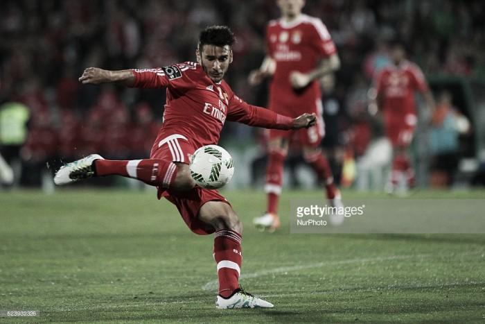 Benfica: Salvio renova contrato até 2019