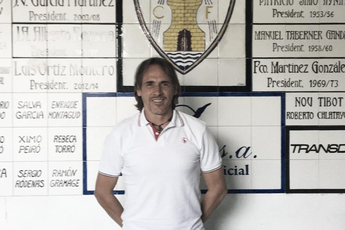 Garrido ocupará la secretaría técnica del Ontinyent